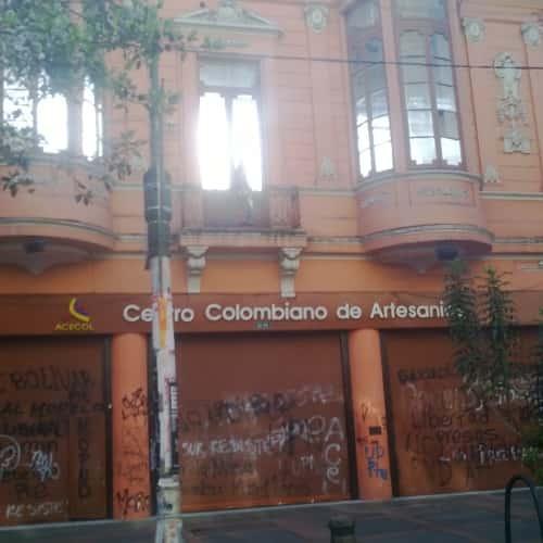 Centro Colombiano de Artesanías  en Bogotá 8