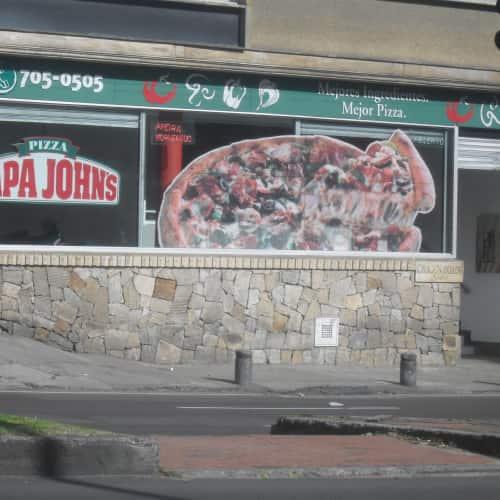Papa John's Nogal en Bogotá 7