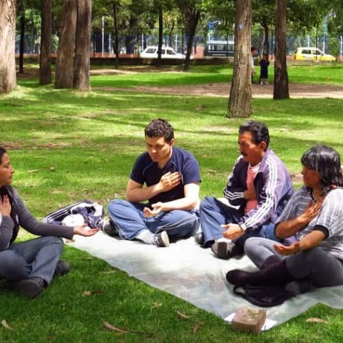 Fundación Sahaja Yoga Colombia en Bogotá 5