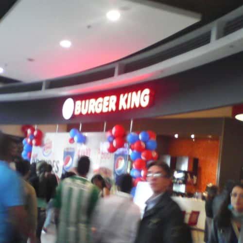 Burger King Calima en Bogotá 1