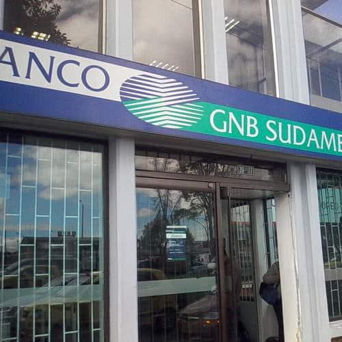 Banco GNB Sudameris Las Américas en Bogotá 8