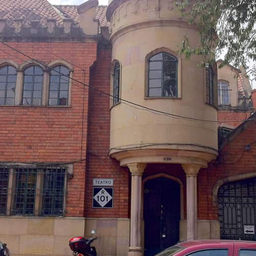 Teatro R101 en Bogotá 5