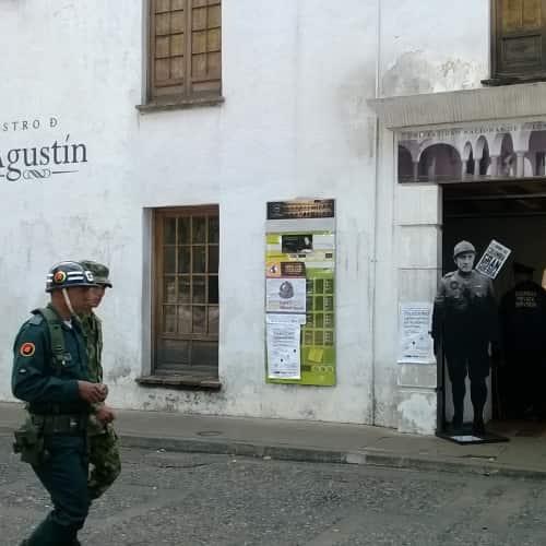 Claustro San Agustín  en Bogotá 2