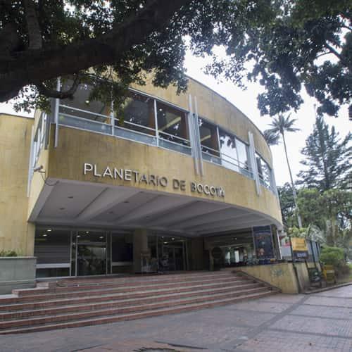 El Planetario de Bogotá en Bogotá 1