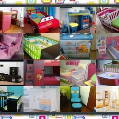 Kokalo Mueble Infantiles en Bogotá 1