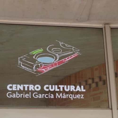 Centro Cultural Gabriel García Márquez en Bogotá 3