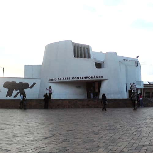 Museo De Arte Contemporáneo en Bogotá 7