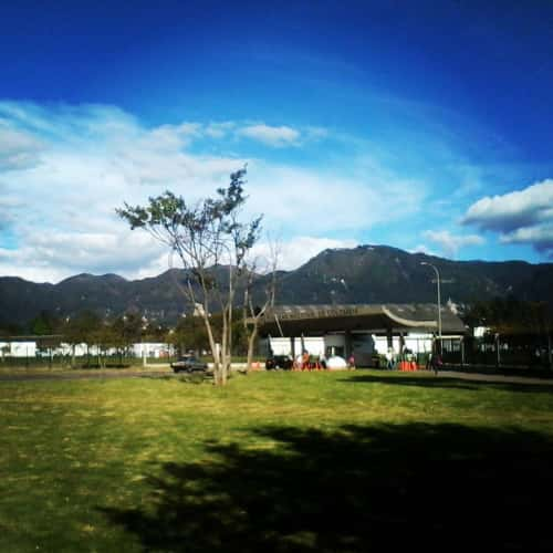 Universidad Nacional de Colombia en Bogotá 2