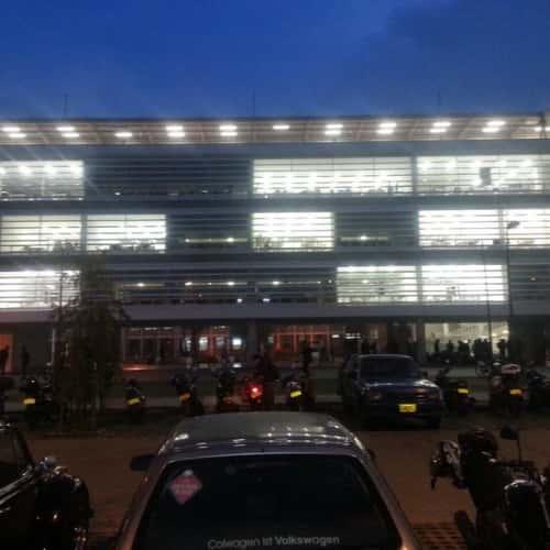 Edificio de Ciencia y Tecnología Universidad Nacional de Colombia  en Bogotá 1