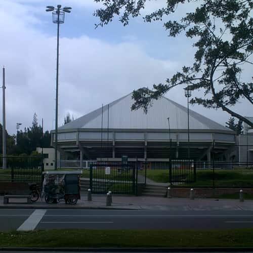 Palacio de los Deportes en Bogotá 4