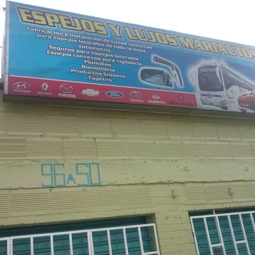 Espejos y Lujos Mariautos en Bogotá 10