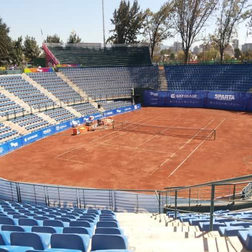 Estadio Nacional de Chile  en Bogotá 3