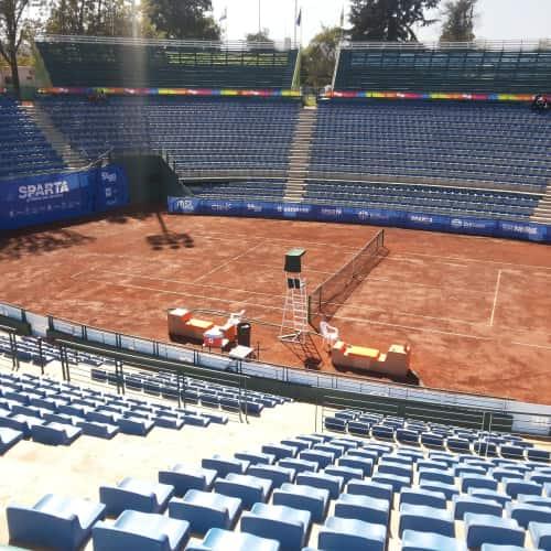 Estadio Nacional de Chile  en Bogotá 2