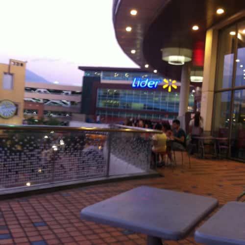 Supermercado Líder - Mall Plaza Vespucio en Bogotá 5