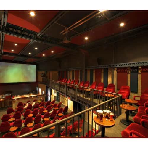 Cinema Paraíso en Bogotá 3