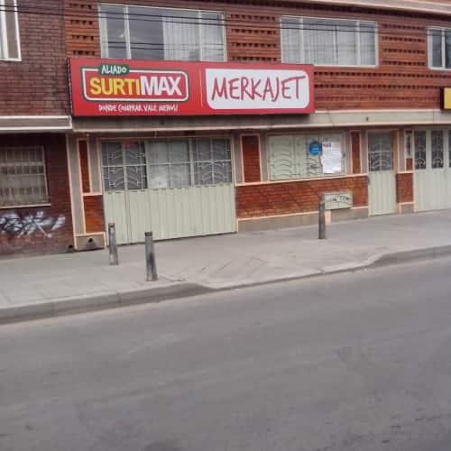 Autoservicio Merkajet en Bogotá 4