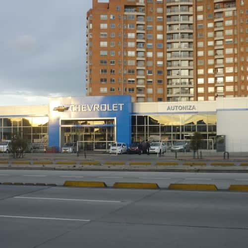 Chevrolet Autoniza Avenida Suba en Bogotá 1