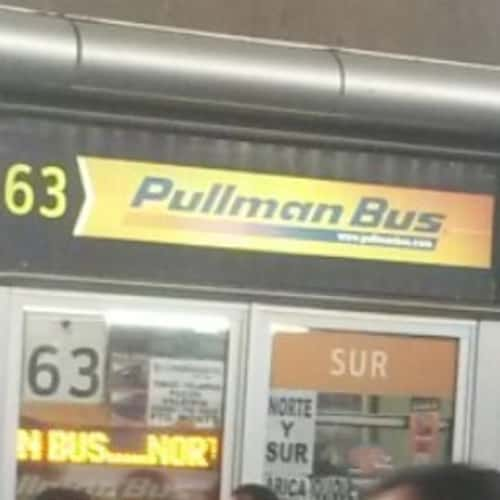 Pullman Bus - Terminal San Borja en Bogotá 4