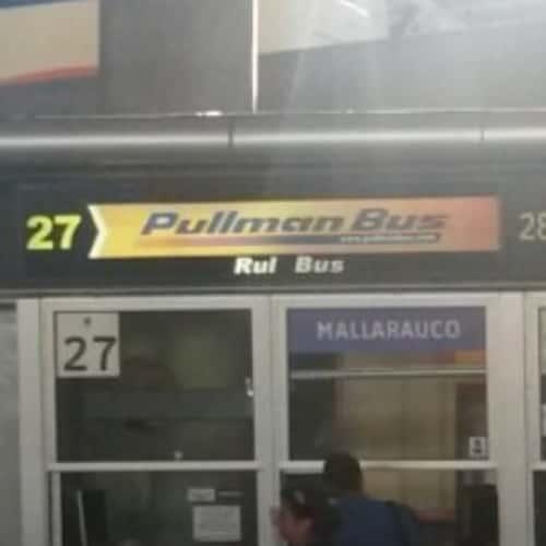 Pullman Bus - Terminal San Borja en Bogotá 7