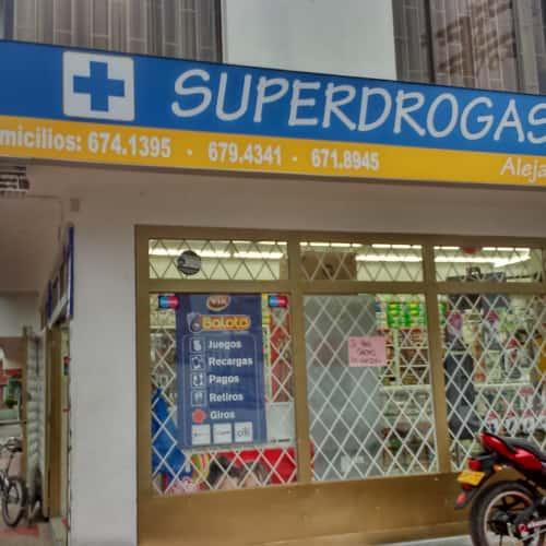 Superdrogas Alejandría en Bogotá 8