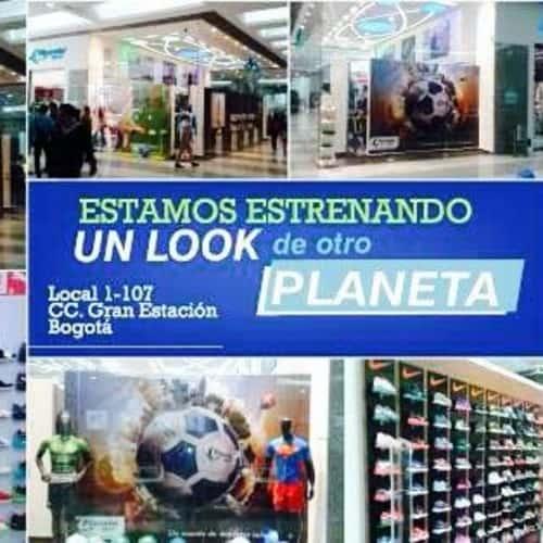 Planeta Sport Unicentro en Bogotá 4