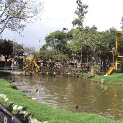 Parque Ciudad Montes en Bogotá 11