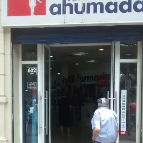 Farmacias Ahumada - Puente / Santo Domingo en Bogotá 1