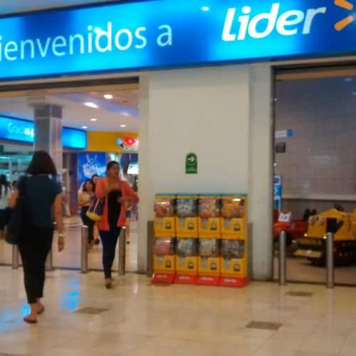 Supermercado Líder - Mall Plaza Vespucio en Bogotá 1