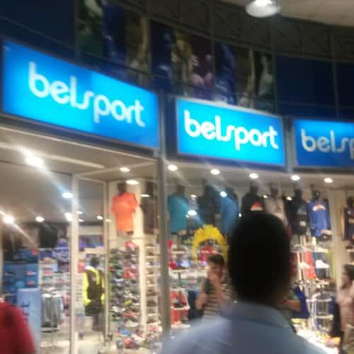 Belsport - Mall Arauco Estación  en Bogotá 2