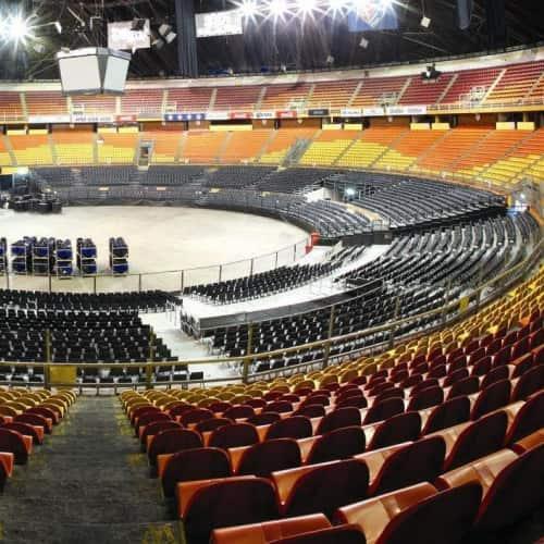 Palacio de los Deportes en Bogotá 3