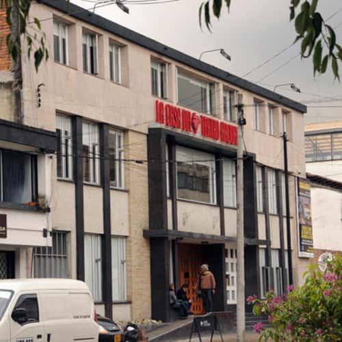 Casa del Teatro Nacional en Bogotá 1