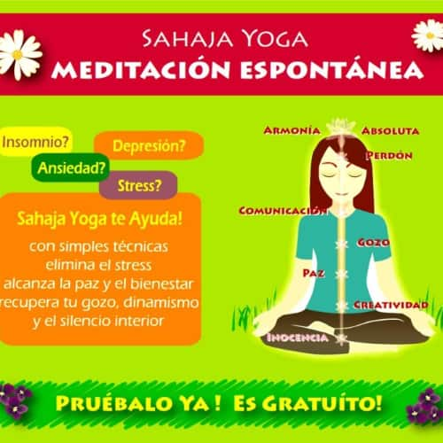 Fundación Sahaja Yoga Colombia en Bogotá 2