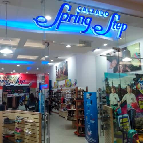 Spring Step Santafé en Bogotá 1