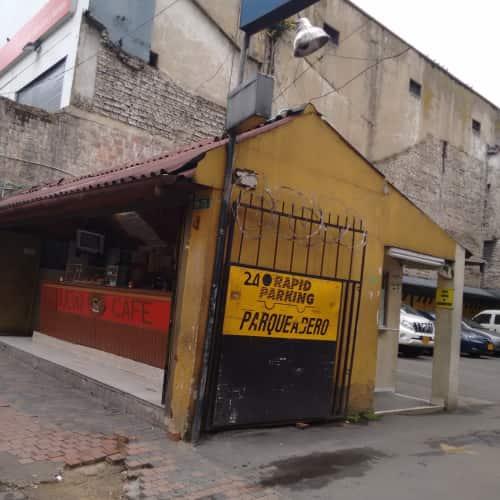24 . Rapid Parking  en Bogotá 2