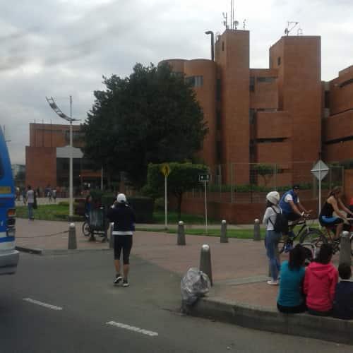 Centro de Entretenimiento Familiar Compensar en Bogotá 2