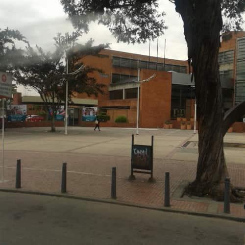 Centro de Entretenimiento Familiar Compensar en Bogotá 1