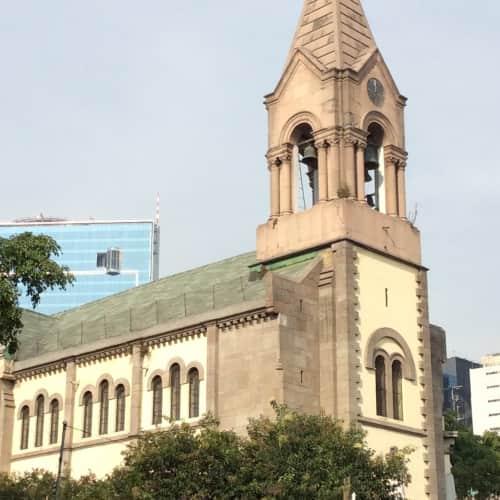 Sagrado Corazón de Jesús en Bogotá 3