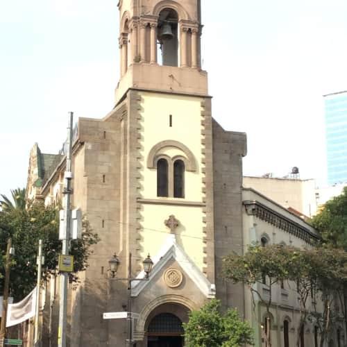 Sagrado Corazón de Jesús en Bogotá 1