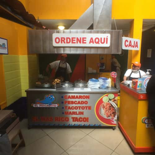 El Pescadito Taqueria - Zona Rosa en Bogotá 14