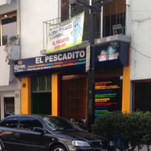 El Pescadito Taqueria - Zona Rosa en Bogotá 5