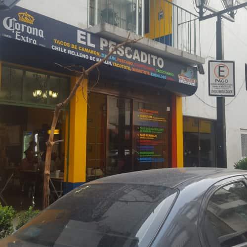 El Pescadito Taqueria - Zona Rosa en Bogotá 12