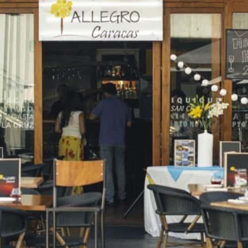 Allegro Caracas  en Bogotá 5