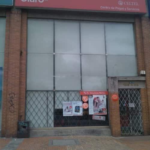 Claro Avenida Suba en Bogotá 1