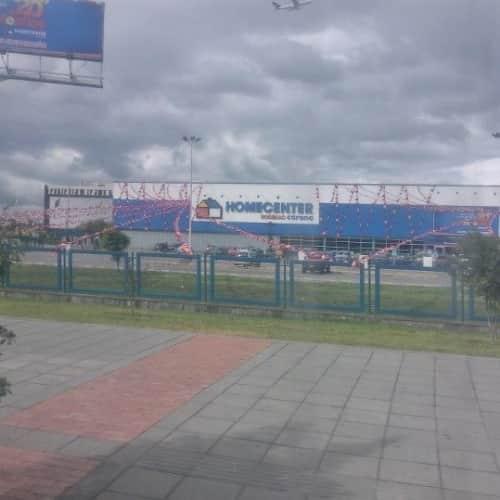 Constructor Sodimac El Dorado en Bogotá 1