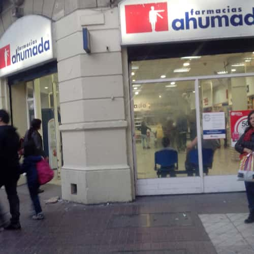 Farmacias Ahumada - Puente / Santo Domingo en Bogotá 5