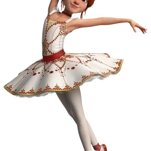 Bailarina en Bogotá 6