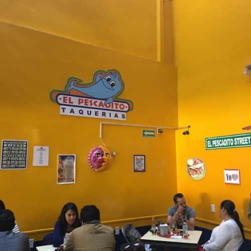 El Pescadito Taqueria - Zona Rosa en Bogotá 8