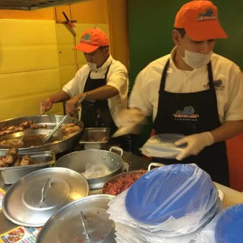 El Pescadito Taqueria - Zona Rosa en Bogotá 7