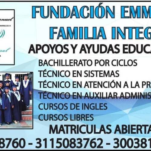 Fundación Emmanuel Familia Integral en Bogotá 6