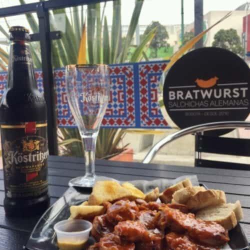 Bratwurst Salchichas Alemanas en Bogotá 4